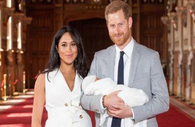 Prince Harry, Meghan Markle name their newborn son 'Archie'
