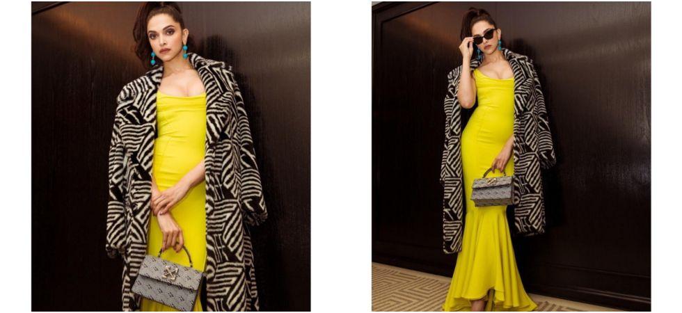 Deepika Padukone dazzles in her neon green look for MET Gala 2019 after party