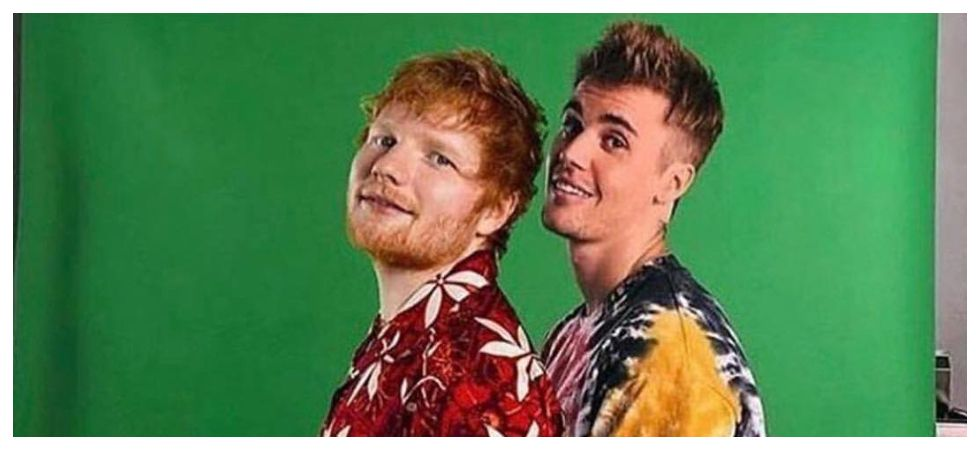 Ed Sheeran, Justin Bieber team up for new single (Photo: Instagram)