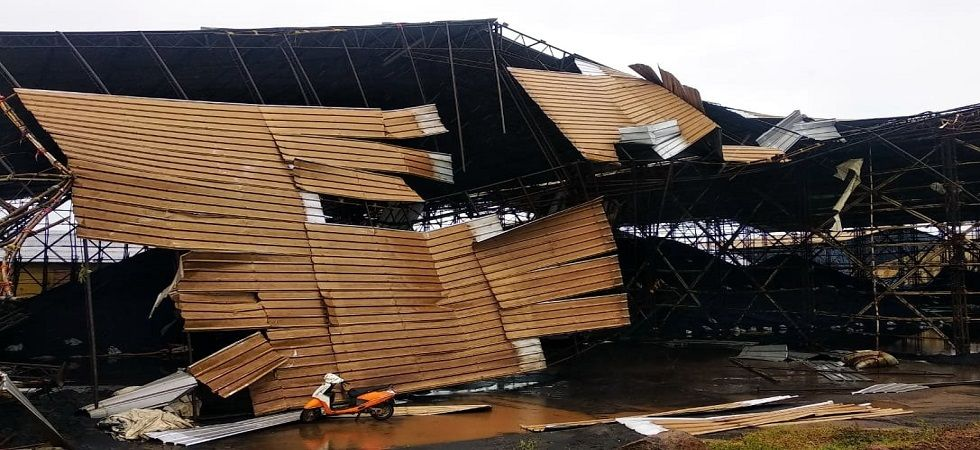 According to an official, the toll in the cyclone, which hit the state Friday, rose to 37 on Tuesday with two more death reported in Cuttack district as the struggle to restore power, drinking water and telecom infrastructure continued. (File photo)