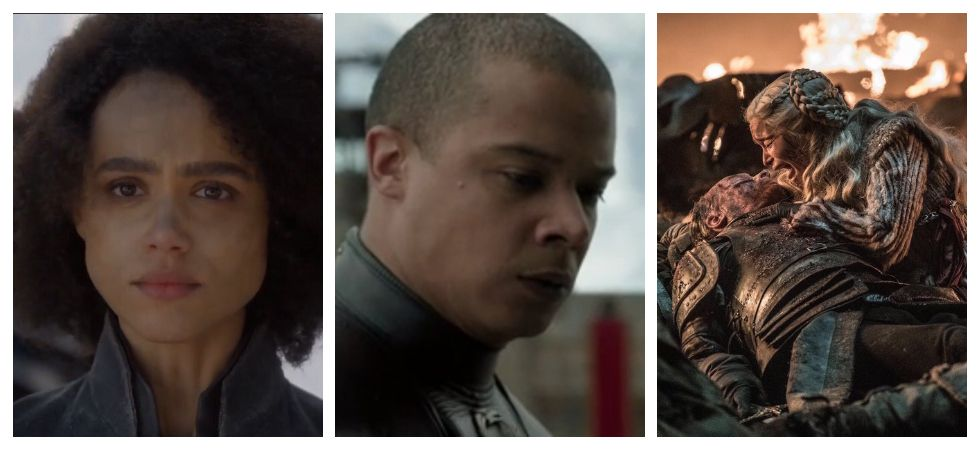 GOT 8 saw a lot of our favourite character's death (Photo: Twitter)