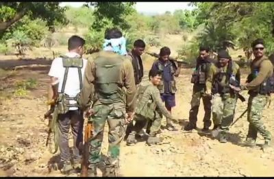 2 Maoists killed in encounter with security personnel in Chhattisgarh's Dantewada