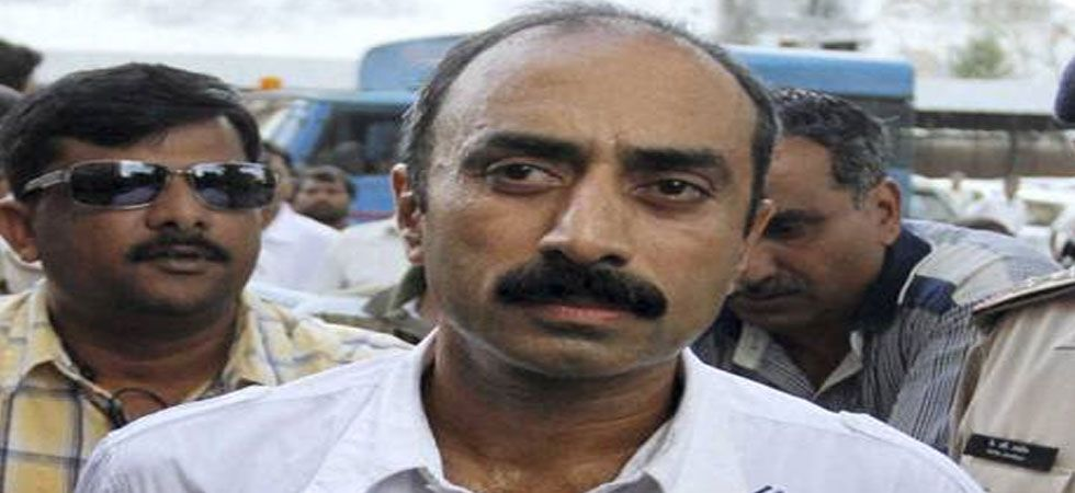 Sanjiv Bhatt, is currently in judicial custody in a case of allegedly planting drugs to frame a person.