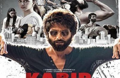 Kabir Singh: New poster of Shahid Kapoor, Kiara Advani starrer