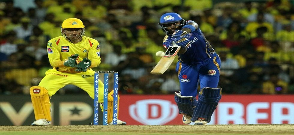 Suryakumar Yadav said he had decided to play most of his shots along the ground after watching how the pitch behaved when CSK batted. (Image credit: Twitter)