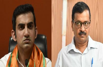 'Kejriwal a filth, his jhadu needed to clean his dirty mind': Gautam Gambhir slams pamphlet charge