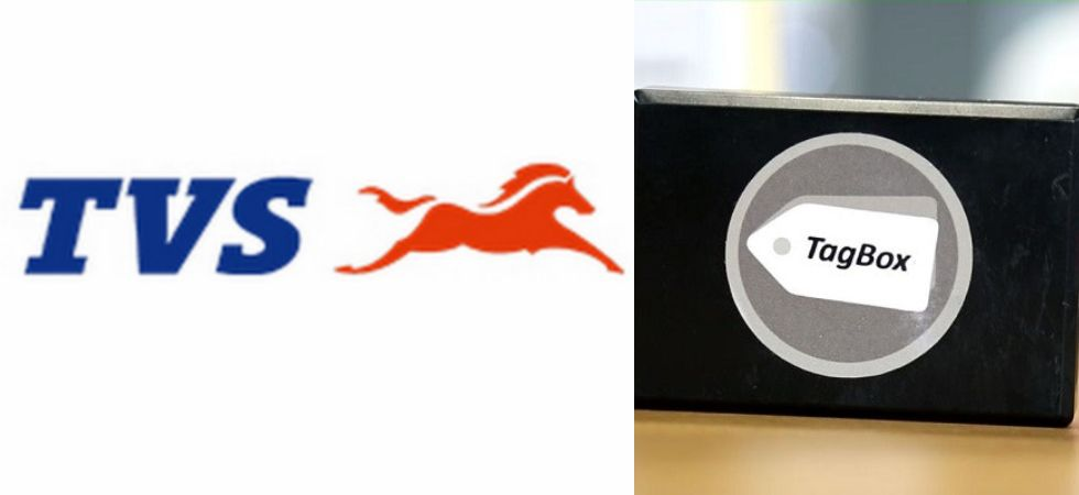 TVS Motor Company & TagBox (File Photo)
