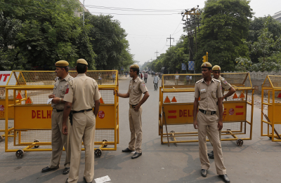 Ahead of May 12 polls, Delhi Police tightens security, 60K personnel to be deployed