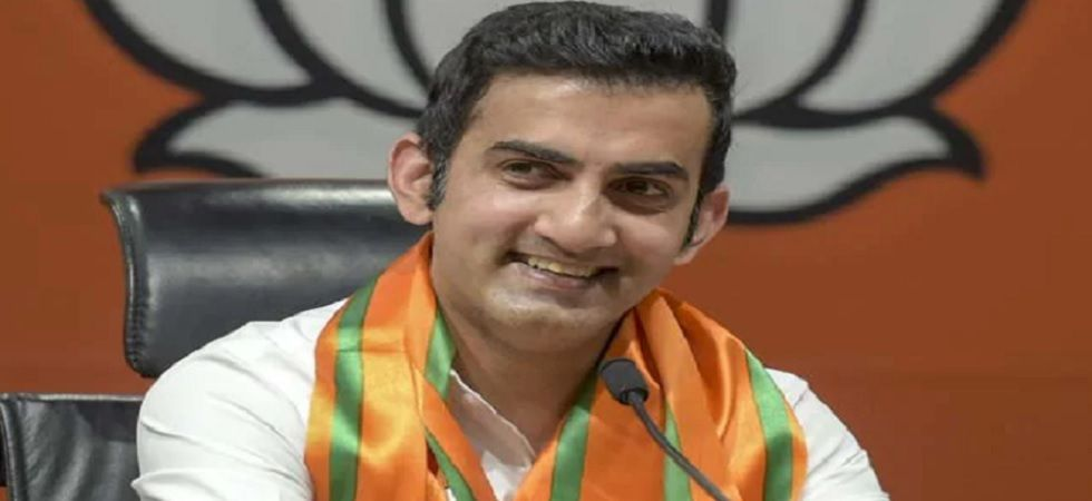 Gambhir is pitted against Congress' Arvinder Singh Lovely and Aam Aadmi Party's Atishi. (File photo)