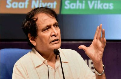 Suresh Prabhu seeks report on allocation of Jet Airways slots to other airlines