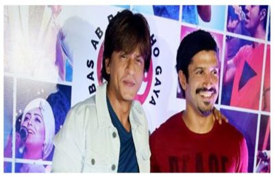 Farhan Akhtar worried about meeting Shah Rukh Khan because of Don 3, says ''There is no Script''
