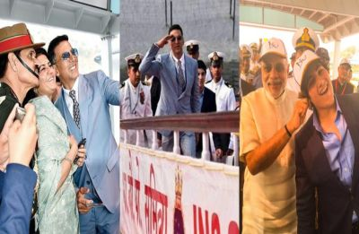Remember 'Canadian citizen Akshay Kumar' onboard INS Sumitra? Congress tears into PM Modi
