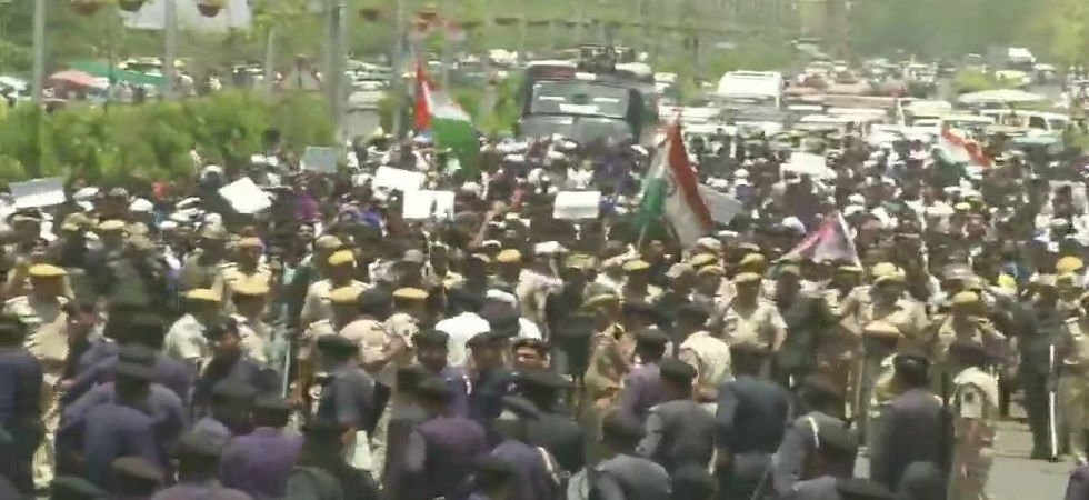 Alwar Gangrape: Massive protests in Jaipur, Bhim Army chief detained by police