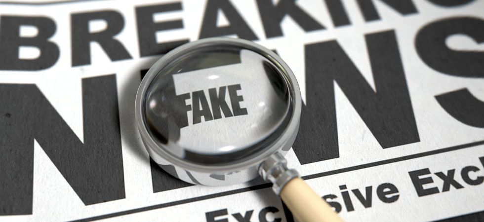 Misinformation or fake news is a threat to democratic institutions and false information can have far-reaching effects