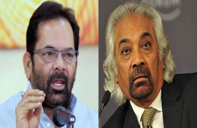Sam Pitroda rubbed salt into wounds of 1984 riot victims: Union Minister Mukhtar Abbas Naqvi