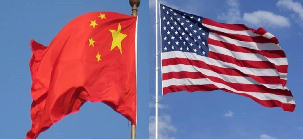 Months of increasing comity and optimism in trade talks appeared to go up in smoke this week as American officials accused China of a wholesale retreat from previously agreed commitments - a claim Beijing strongly rejected. (File photo)