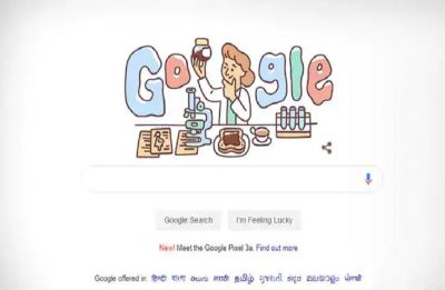 Google honours prenatal care researcher Lucy Wills with Doodle