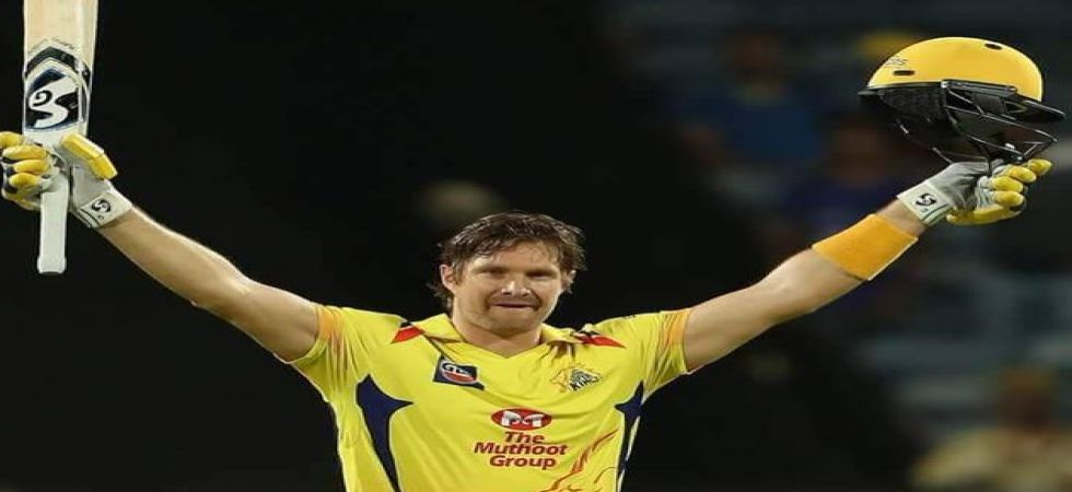 Shane Watson and Faf du Plessis fifties boosted Chennai Super Kings to a six-wicket win against Delhi Capitals to reach the final where they will face Mumbai Indians. Get highlights here. (Image credit: Twitter)