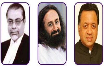 Sriram Panchu, Justice Kalifulla, Sri Sri Ravishankar: The Mediators of Ayodhya dispute