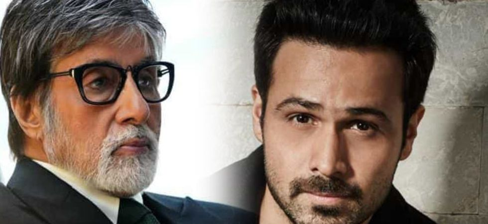 Amitabh Bachchan and Emraan Hashmi starrer mystery thriller to be titled Chehre