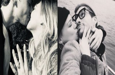 American actress, singer Hilary Duff got engaged to long term boyfriend and musician Matthew Koma