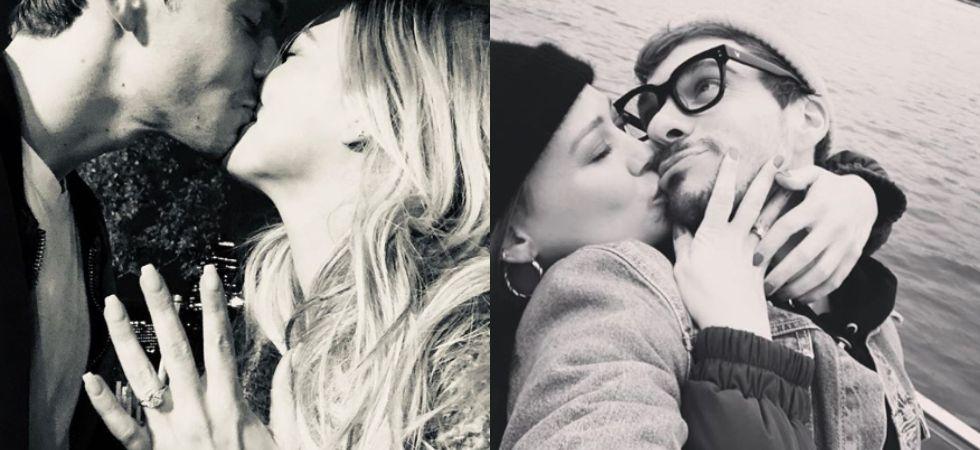 American actress, singer Hilary Duff got engaged to Mathew Koma