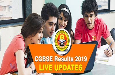 CHECK NOW! CGBSE Chhattisgarh Board 10,12 Results OUT, SCORES HERE