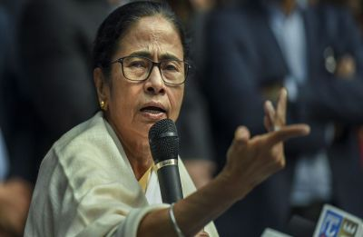 Trinamool Congress is not facing challenge from PM Modi or BJP in West Bengal: Mamata Banerjee