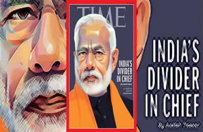 'India's Divider In Chief': TIME magazine's cover story questions Narendra Modi's brand of populism