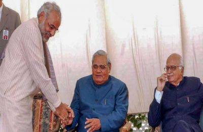 Vajpayee wanted to dismiss Modi after 2002 riots, but Advani stalled it, claims Yashwant Sinha