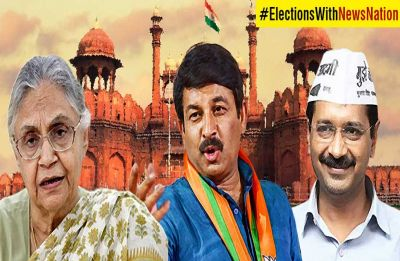 Triangular contest among BJP, Congress and AAP as Delhi goes to polls tomorrow