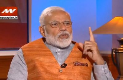 PM on News Nation: Not only Pulwama, Opposition will blame me even for a pothole in Pune