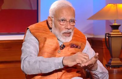 PM Modi on News Nation: Lok Sabha elections 2019 are being fought on Vikas and Vishwas