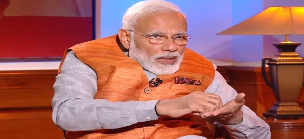 PM Modi exclusive interview with News Nation