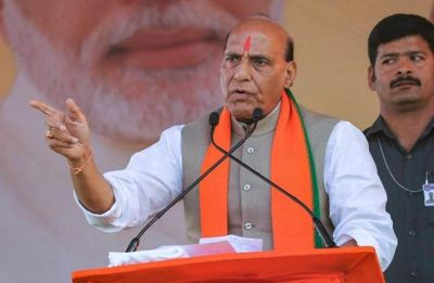BJP will win all 42 Lok Sabha seats in West Bengal: Rajnath Singh