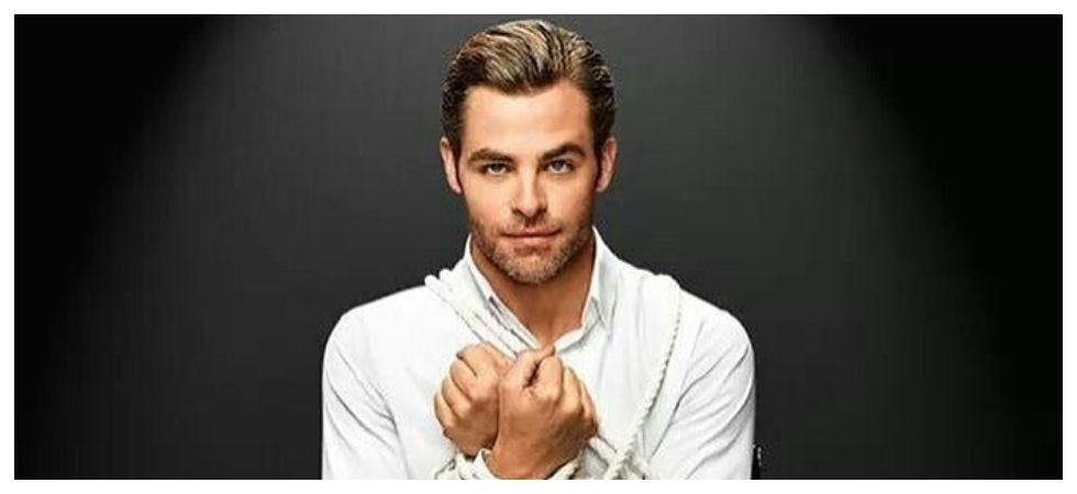 Chris Pine to lead thriller 'Violence of Action' (Photo: Instagram)