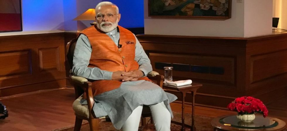 Prime Minister Narendra Modi (Photo Credit: News Nation)