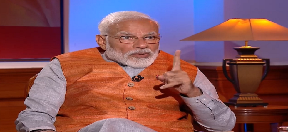 Prime Minister Narendra Modi's exclusive interview with News Nation