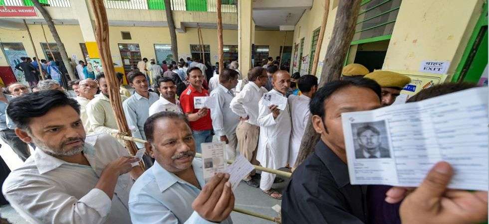 Lok Sabha Elections in Delhi (Photo Source: PTI)