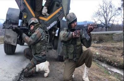 Encounter breaks out in Jammu and Kashmir's Shopian, 2 terrorists killed