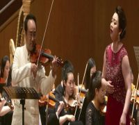 North, South Korean musicians perform together in China to promote peace