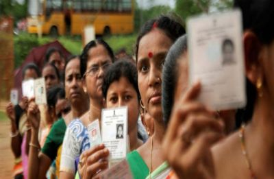 39% voter turnout recorded in Phase 6 till 2 pm; EVM snags in Delhi, BJP leaders attacked in Bengal