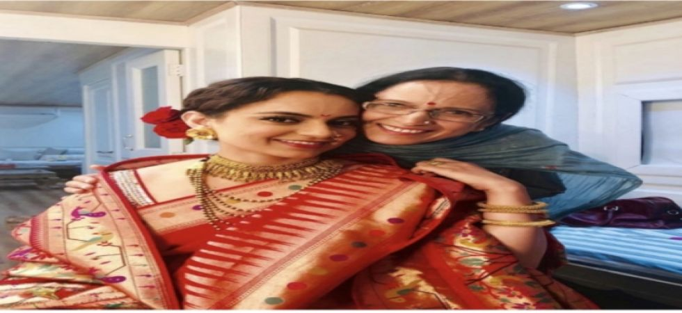 Kangana Ranaut mother on Mother's Day bares about daughter's achievements