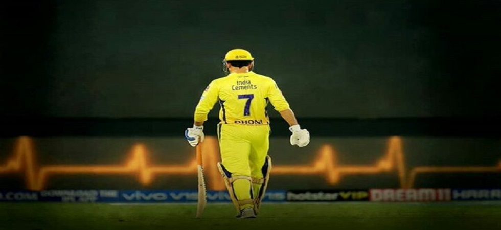 MS Dhoni suffered his fifth loss as skipper of Chennai Super Kings after losing to Mumbai Indians by one run. (Image credit: Twitter)
