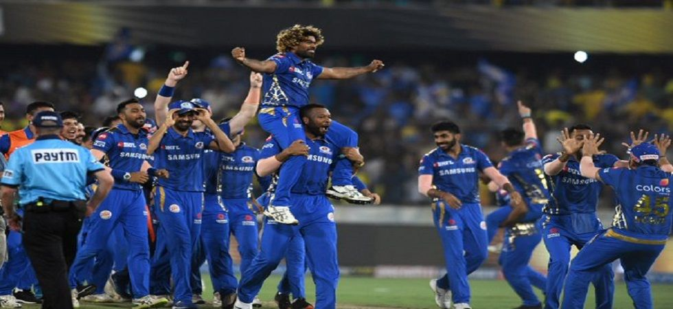 Kieron Pollard blasted a crucial 41 as Mumbai Indians scored 47 runs in the final five overs as they won the final by one run against Chennai Super Kings. (Image credit: Twitter)