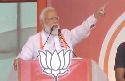 'Hua to hua' remark shows arrogance of Congress: PM Modi in MP's Ratlam