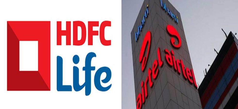 Airtel ties with HDFC Life, offers insurance with prepaid plan (file photo)