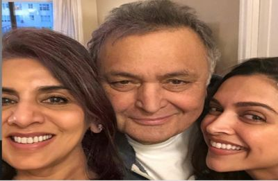 Deepika Padukone receives special gift from Ranbir's mom and sister at New York; check her new possession here