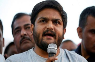Modi running away from real issues, says Hardik Patel
