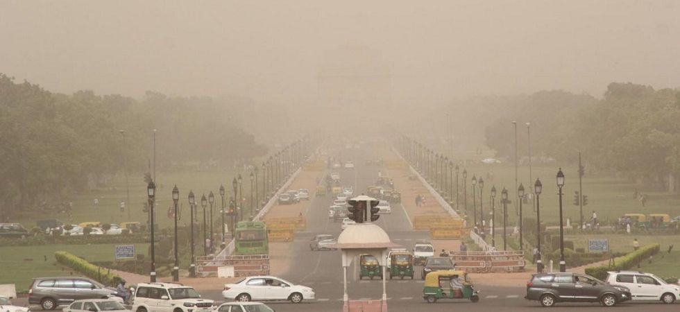 Dust storm in Delhi (File Photo)